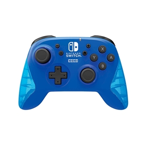 Hori Horipad Wireless para Nintendo Switch Azul  Gamepad