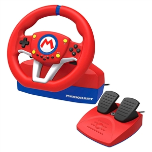 Hori Mario Kart Racing Wheel Pro Mini  Volante para Nintendo Switch