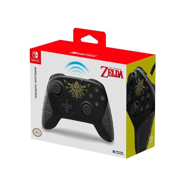 Hori Horipad Zelda  Mando Inalámbrico Nintendo Switch