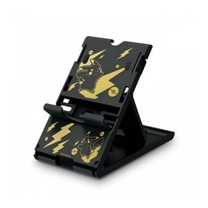 Hori Playstand Pikachu Black amp Gold para Nintendo Switch  Accesorio