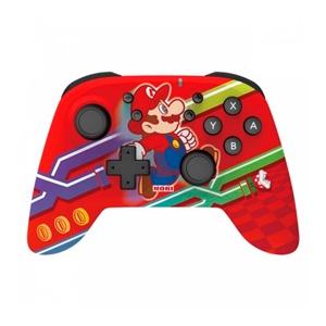 Hori Horipad Super Mario Edición Especial Rojo  Mando Inalámbrico para Nintendo Switch