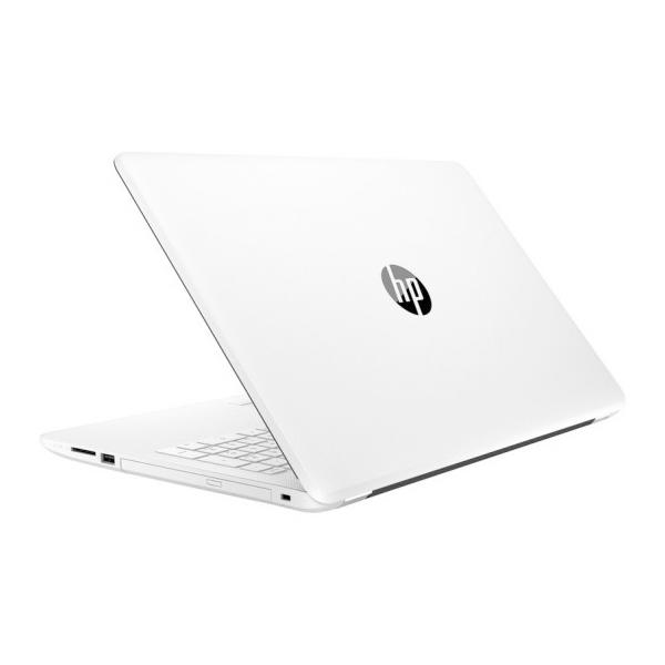 HP 15BS508NS i7 7500 8GB 256GB W10 Blanco  Portátil