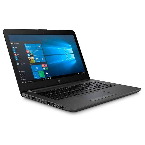 HP 240 G6 i5 7200U 8GB 256GB SSD W10 14  Porttil