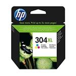 HP 304XL Color 300 paginas  Tinta  Reacondicionado