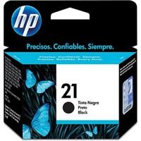 HP 21 negro 190 pag  Tinta