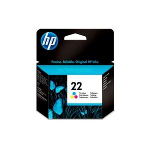 HP 22  Tinta