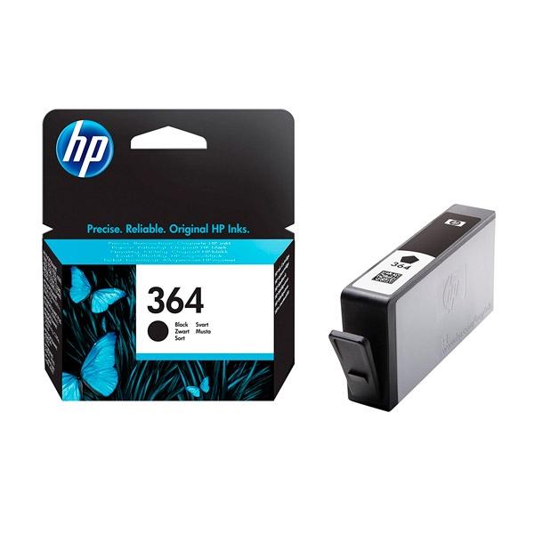 HP 364 negro Tinta