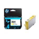 HP 364 amarillo Tinta
