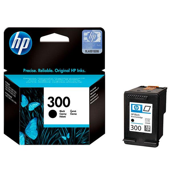 HP 300 negro 200 pag – Tinta