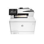 HP LaserJet Pro MFP M477fdw color - Multifuncion Láser