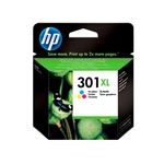 HP 301XL Color  Tinta