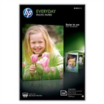 HP Papel fotogáfico 100x150mm 200g/m2 satinado - Papel