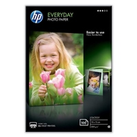 HP Papel fotogáfico 100x150mm 200g/m2 satinado – Papel