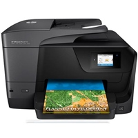HP Officejet Pro 8710  Multifuncional inyeccin