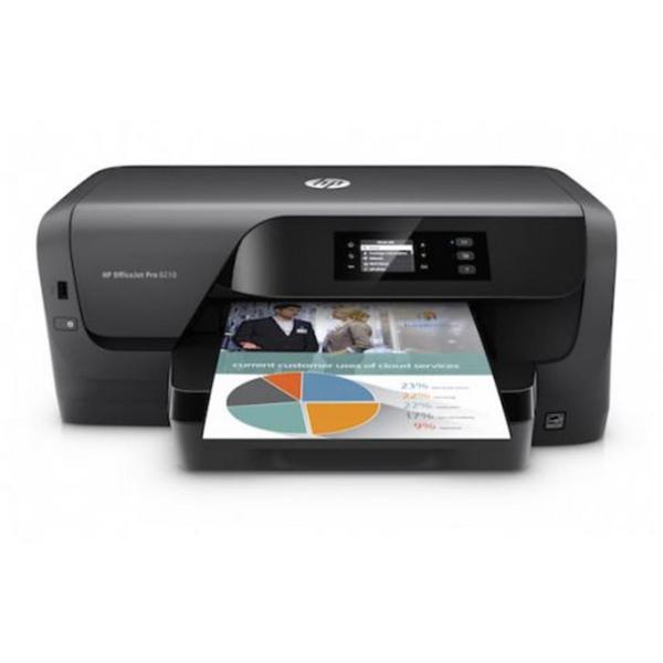 HP Officejet Pro 8210  Impresora inyección