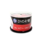 HP DVDR 16X Bobina 50u 47GB  DVD