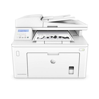 MULTIFUNCION HP LASER MONO PRO M227SDN - 28PPM - 1200x1200 -