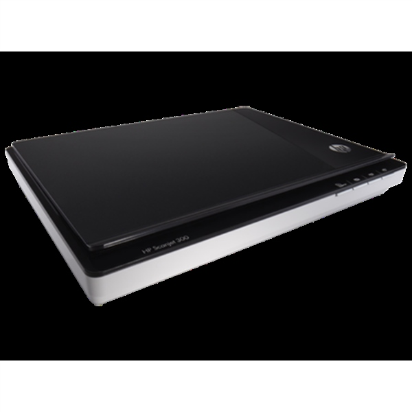 HP ScanJet 300 FlaTBed Photo Scanner - Escáner