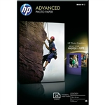 HP Advanced Glossy Photo Paper  Papel