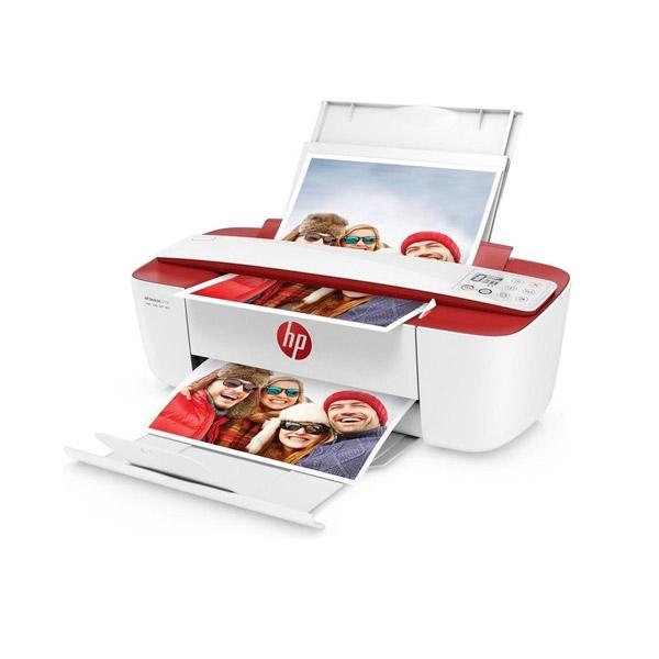 HP Deskjet 3733  8ppm usb wifi  Multifuncion inyección