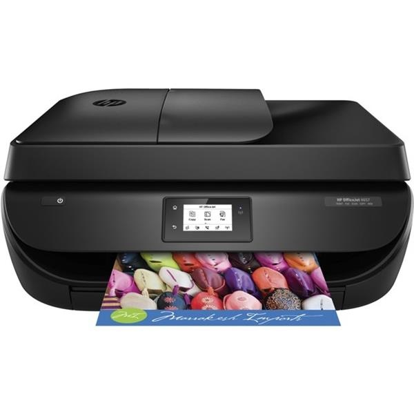 HP Officejet 4657 ADF Airprint USB - Multifunción inyección