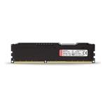 HyperX FURY Black DDR3 1333MHz 4GB  Memoria RAM