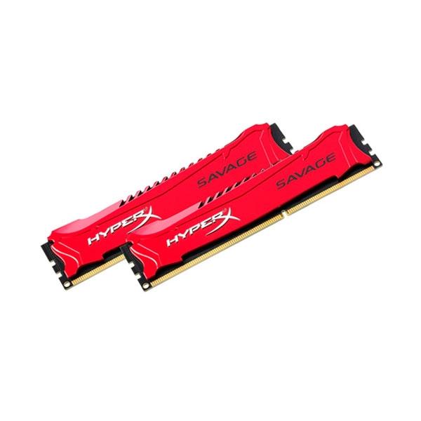 HyperX Savage DDR3 1600Mhz 8GB (2x4) - Memoria RAM