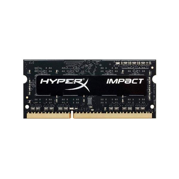 HyperX Impact DDR3 1600MHz 8GB 2x4 SODIMM  Memoria RAM
