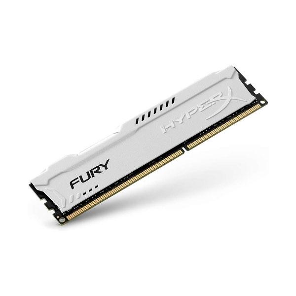 HyperX FURY White DDR3 1866MHz 4GB  Memoria RAM