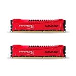 HyperX Savage DDR3 2133Mhz 16GB 2x8 CL11  Memoria RAM