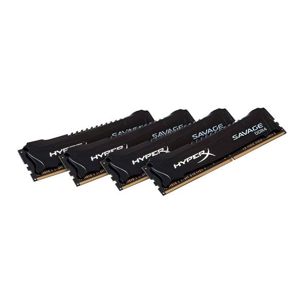 HyperX Savage DDR4 2133MHz 16GB (4x4) XMP - Memoria RAM