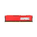 HyperX Fury DDR4 2133MHz 8GB Roja  Memoria RAM