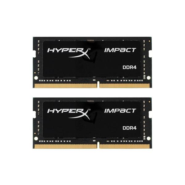 HyperX Impact DDR4 2133MHz 32GB 2x16 SODIMM Memoria RAM