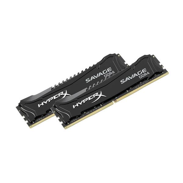HyperX Savage DDR4 2400MHz 32GB (2x16) XMP - Memoria RAM