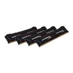 HyperX Savage DDR4 2400MHz 64GB 4x16 XMP  Memoria RAM