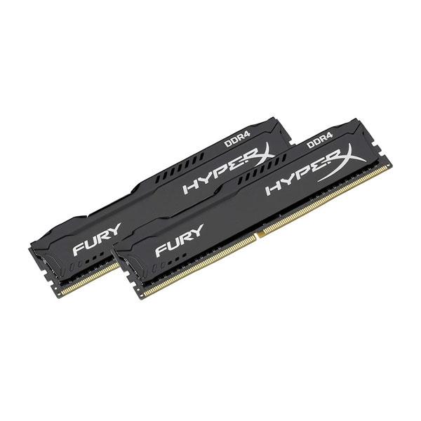 HyperX Fury DDR4 8GB 2400MHz  Memoria RAM