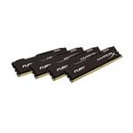 HyperX Fury DDR4 2400MHz 16GB (4x4) - Memoria RAM