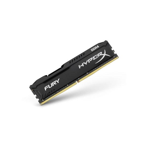 HyperX Fury DDR4 2400MHz 16GB  Memoria RAM
