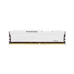 HyperX Fury Blanco DDR4 2400MHz 8GB CL15  Memoria RAM
