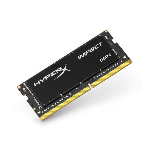 HyperX Impact DDR4 2400MHz 4GB SO-DIMM - Memoria RAM