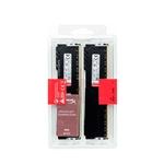 HyperX Fury DDR4 8GB 2x4 2666MHz  Memoria RAM