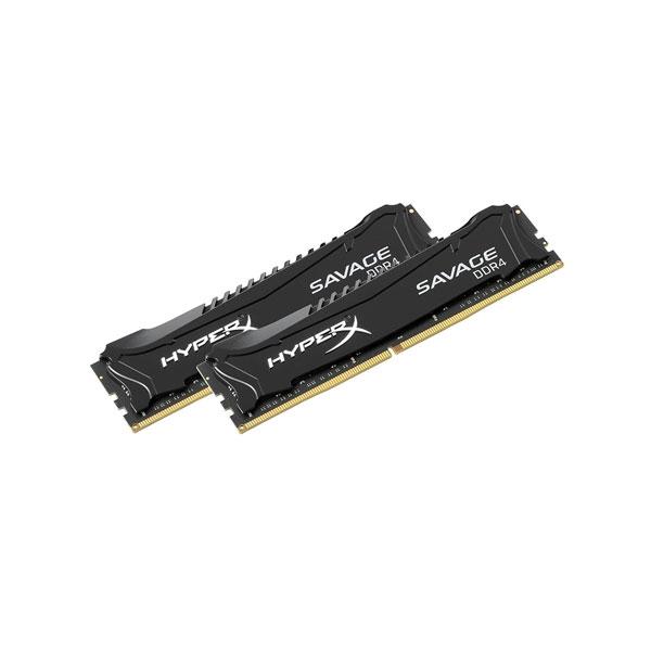 HyperX Savage DDR4 2666MHz 32GB 2x16 XMP  Memoria RAM