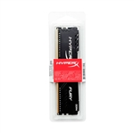 HyperX Fury Black DDR4 2666MHz 16GB CL16  Memoria RAM
