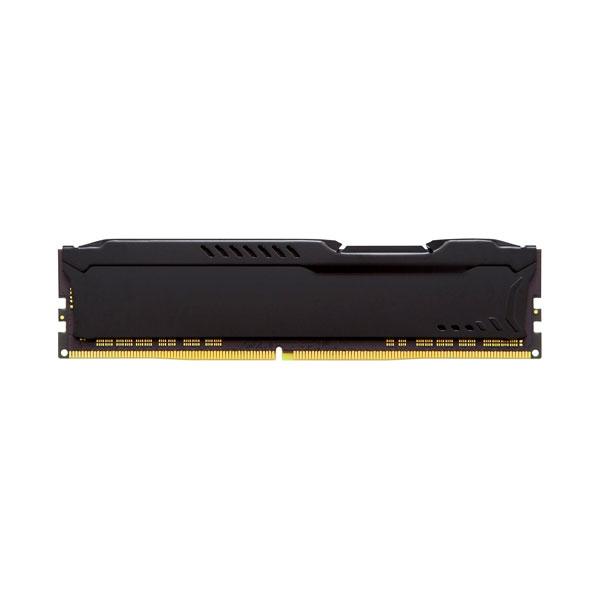 HyperX Fury Black DDR4 2666MHz 4GB CL16  Memoria RAM