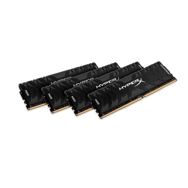 HyperX Predator DDR4 3000MHz 32GB 4x8 XMP  Memoria RAM