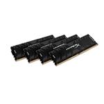 HyperX Predator DDR4 3000MHz 64GB 4x16 XMP  Memoria RAM