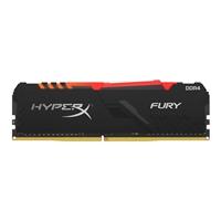 HyperX Fury RGB DDR4 3200MHz 16GB CL16 Memoria RAM