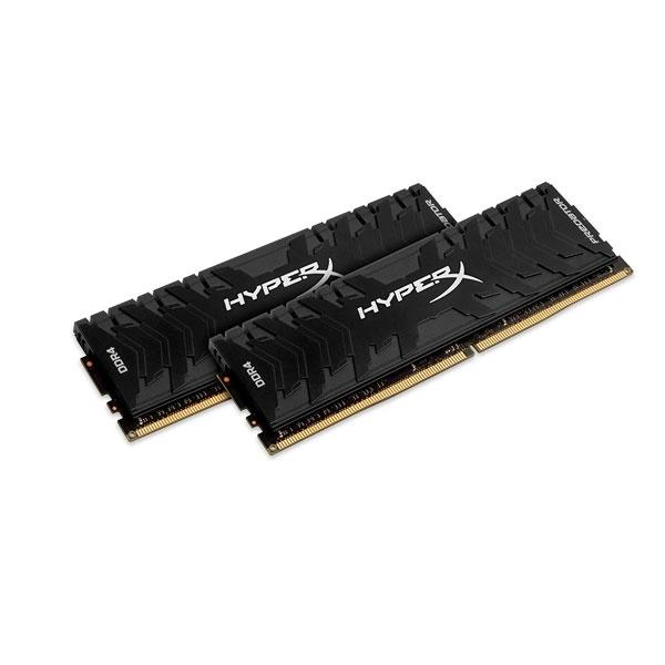 HyperX Predator DDR4 3200MHz 8GB 2x4 XMP  Memoria RAM