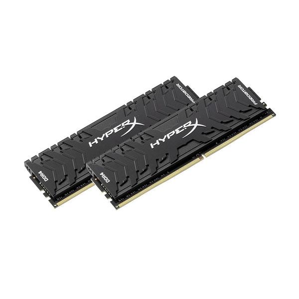 HyperX Predator DDR4 3333MHz 16GB 2x8 XMP  Memoria RAM
