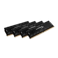 HyperX Predator DDR4 3333MHz 64GB (4x16) CL16 - Memoria RAM